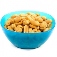 Traces of nuts in a child's diet can prevent an allergy later in life | Daily Mail Online