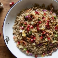 A daily bowl of quinoa could save your life, according to Harvard University study   Metro News