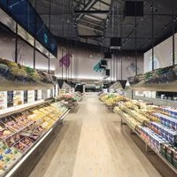 carlo ratti's future food district contains a digital supermarket