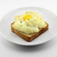 How To Top Your Toast With A Delightful 'Egg Cloud' [WATCH]