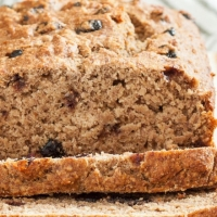 Gluten-Free Banana Bread with Coconut Oil - Chew Out Loud
