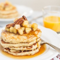 Oatmeal Pancakes | Kitchen Confidante