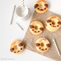 Doggy Donuts - Little Miss Bento