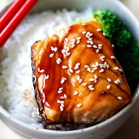 Salmon Teriyaki | Easy Delicious Recipes