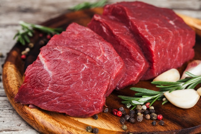 牛肉(ひき肉、薄切り、角切り、ステーキ、かたまり)