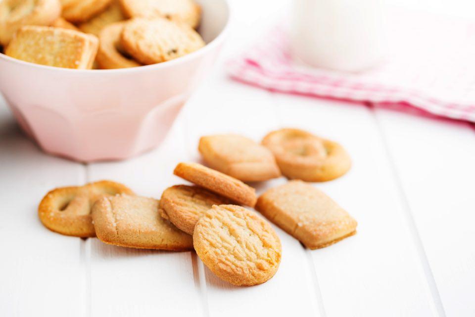 さくさくクリームチーズクッキーのレシピ