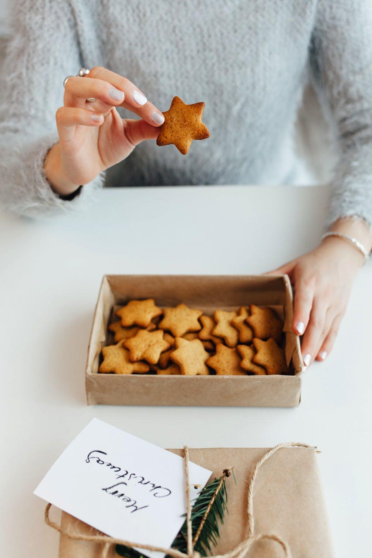 サクサク食感がクセになる!米粉クッキー