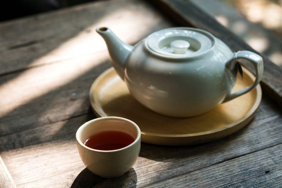 今月の食材 <ほうじ茶>