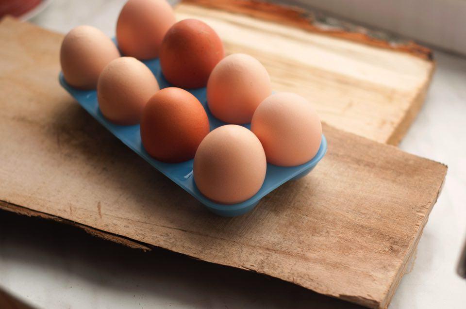8個入り卵パック
