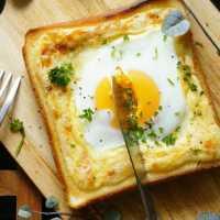 ジブリの名シーンを再現!「ラピュタパン」のトロトロ卵にやみつき♩