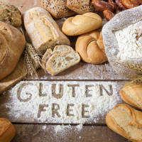 グルテンフリーの米粉パン。カロリーが高いか低いか、知ってる?