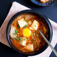 Jennifer Chong: Korean Tofu Soup