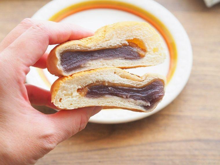 わらびもちを包んだ新感覚パン!ローソン「わらびもちこしあんぱん」は和菓子好きも唸る完成度の画像
