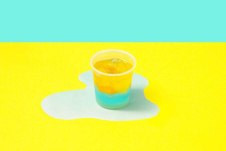 涼しげな見た目で夏らしい「トロピカルゼリー」登場。パステルから期間限定で販売!の画像