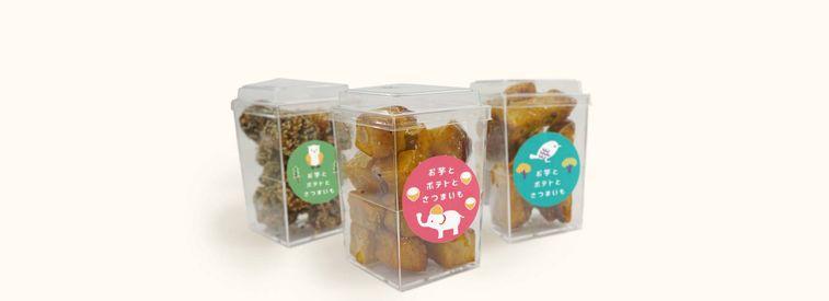お芋スイーツ専門店「お芋とポテトとさつまいも」が東武百貨店池袋店にオープン!の画像