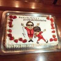 オーダーメイドでそっくりに!原宿「ZIPZAP(ジップザップ)」の似顔絵ケーキが超人気!!