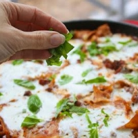 Menu Musings of a Modern American Mom: One Pot Skillet Lasagna