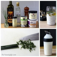 Coconut Milk Dressing
