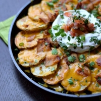 Irish Nachos - Cooking With Curls