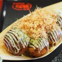 銀だこに裏メニュー発見!「揚げないたこ焼き」は、本場大阪のふんわり食感