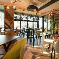 代官山のカフェ「キングジョージ」のボリューム満点サンドでヘルシーランチ!