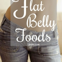 10 Flat Belly Foods (How To Prevent Bloating) With Pictures