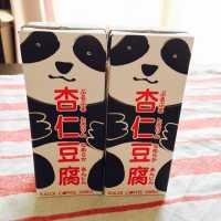 カルディオリジナルの「パンダ杏仁豆腐」がかわいくておいしい♡