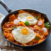 Chilaquiles | Breakfast recipe | Spoon Fork Bacon