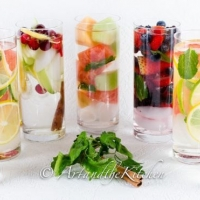 Diet Boost Flavored Water Recipes | Art and the Kitchen