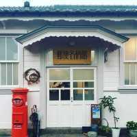 限定レトログッズも♩奈良「郵便名柄館」のテガミカフェで懐かしほっこり♩