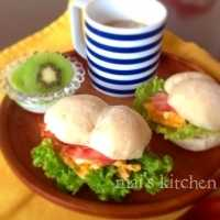 お弁当やパーティにぴったり!ちぎりパンで作るサンドイッチレシピ7選