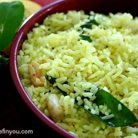South Indian Lemon Rice Recipe  | Chef In You