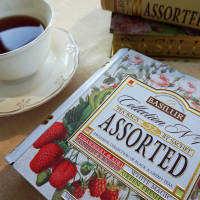 インテリアとしても飾れる素敵な缶♩世界で人気の紅茶ブランド「バシラーティー」