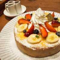 絶品バウムドルチェ!吉祥寺「治一郎カフェ」で贅沢なひとときを楽しむ♩