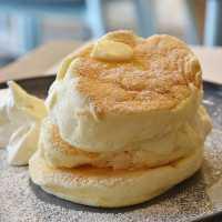 大阪ミカサデコ&カフェでふわとろパンケーキと絶品カフェメニューに幸せ気分