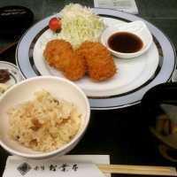 松茸ご飯が食べ放題!「赤坂松葉屋」の人気のランチ御膳がお得♪