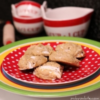 Fluffernutter Cookies, 3 Ingredients! - Picky Palate