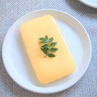 材料3つでつるんと滑らか!レンジで作る「卵豆腐」レシピ