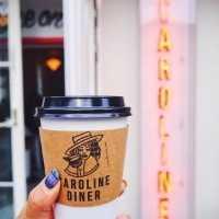 原宿にあるカフェ「キャロラインダイナー」で気分はアメリカン!