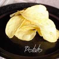 ポテトチップスをレンチンするとおいしくなるとネットで話題!