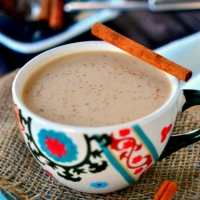 Vanilla Chai Tea Latte - Mom On Timeout