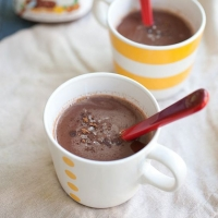 Nutella Hot Chocolate | Easy Delicious Recipes: Rasa Malaysia