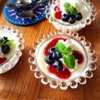 ヨーグルトで作る簡単ヘルシー「ヨーグルトプリン」レシピ6選