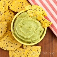 Avocado Hummus - Chew Out Loud