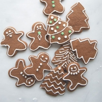 Gingerbread Cookies | Easy Delicious Recipes