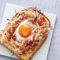 モシャかわ♩「巣ごもりトースト」はのせて焼くだけ進化系おしゃレシピ!