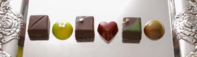 上品ショコラ。名古屋東急ホテルからバレンタインチョコレートが登場の画像