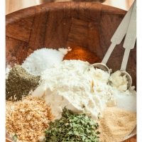 Homemade Ranch Seasoning (All Natural) - Chew Out Loud