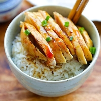 Mandarin Chicken | Easy Delicious Recipes