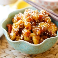 Sesame Chicken | Easy Delicious Recipes